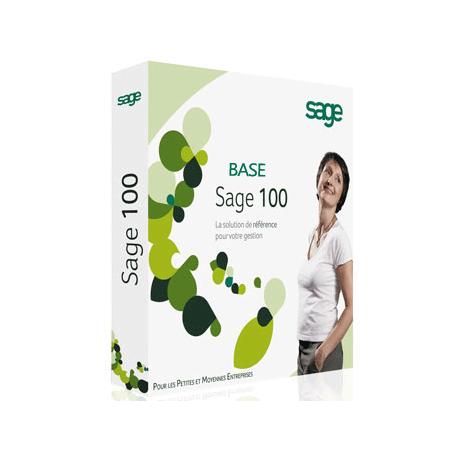 Sage 100 Gestion Commerciale i7 Base