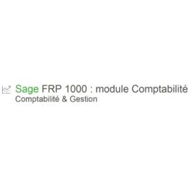 Sage FRP 1000 module Comptabilité